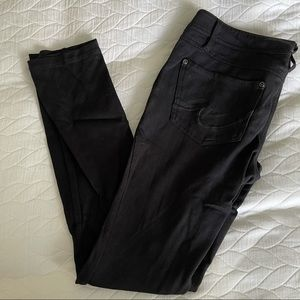 Express Skinny Jegging - Size Small